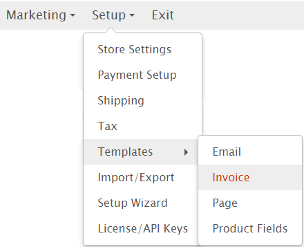 Invoice Templates SC Help Desk - Template for an invoice