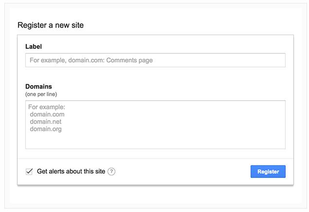 Google reCaptcha - SC Help Desk